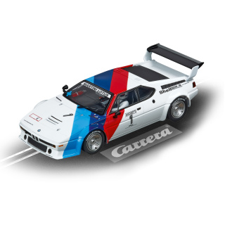 Carrera DIGITAL 132 BMW M1 Procar Andretti, No.01, 1979