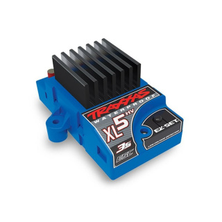 TRAXXAS XL-5HV 3s Fahrtenregler, Waterproof low-voltage detection Bulk