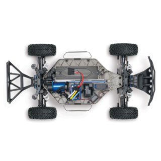 TRAXXAS Slash 4x4 VXL orange RTR ohne Akku/Lader 1/10 4WD Short-Course-Race-Truck Brushless